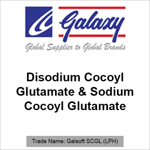 Disodium Cocoyl Glutamate And Sodium Cocoyl Glutamate