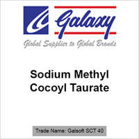 Sodium Methyl Cocoyl Taurate