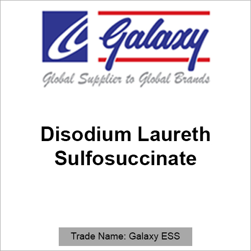 Disodium Laureth Sulfosuccinate