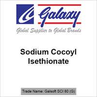 Sodium Cocoyl Isethionate : Granules