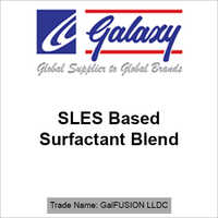 Liquid Laundry Surfactant Blend