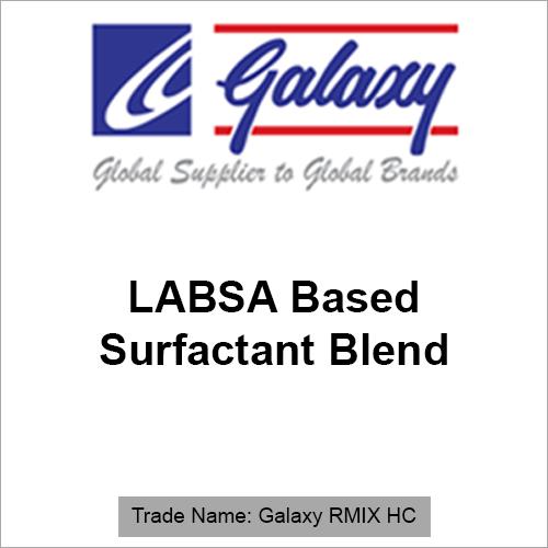 Surfactant Blend for home care