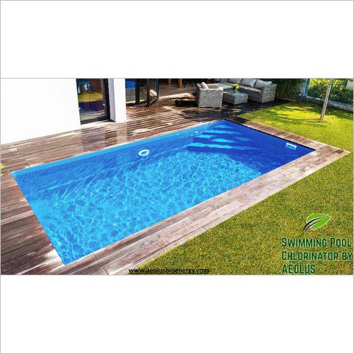 Swimming Pool Chlorinator By Aeolus
