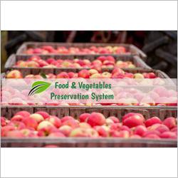 Fruits And Vegetable Preservation System