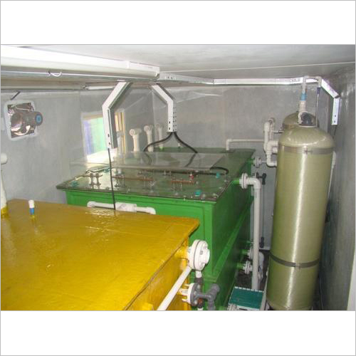 Effluent Treatment Plant For Food & Beverage Industries