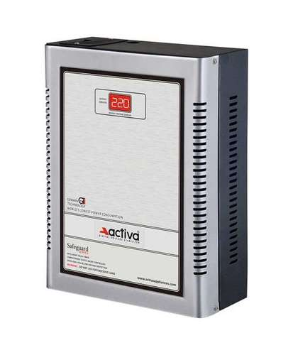 COOLER VOLTAGE STABILIZER