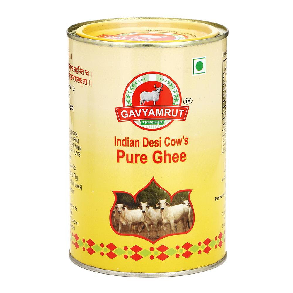 Bilona Desi Cow Ghee