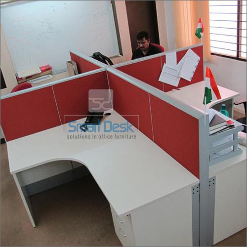 Office Corner Workstation