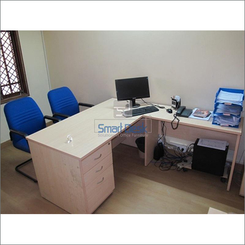 L Shape Manager Desk