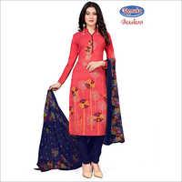 Ladies Readymade Churidar Suit