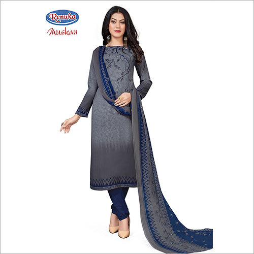 Full Sleeve Churidar Suit