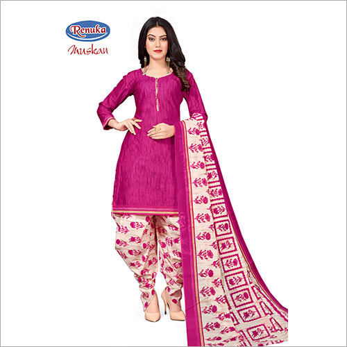 Readymade Patiala Suit