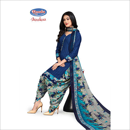 SYNTHETIC SALWAR KAMEEZ
