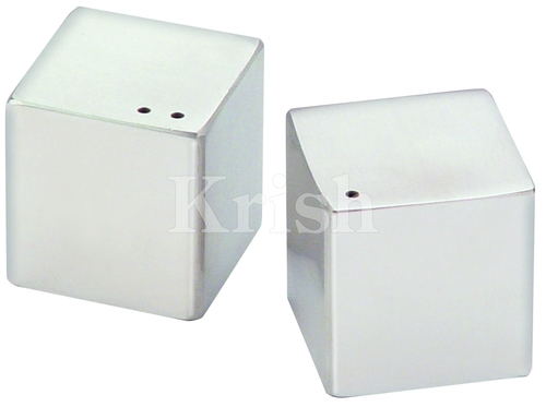 Cubes salt & Pepper