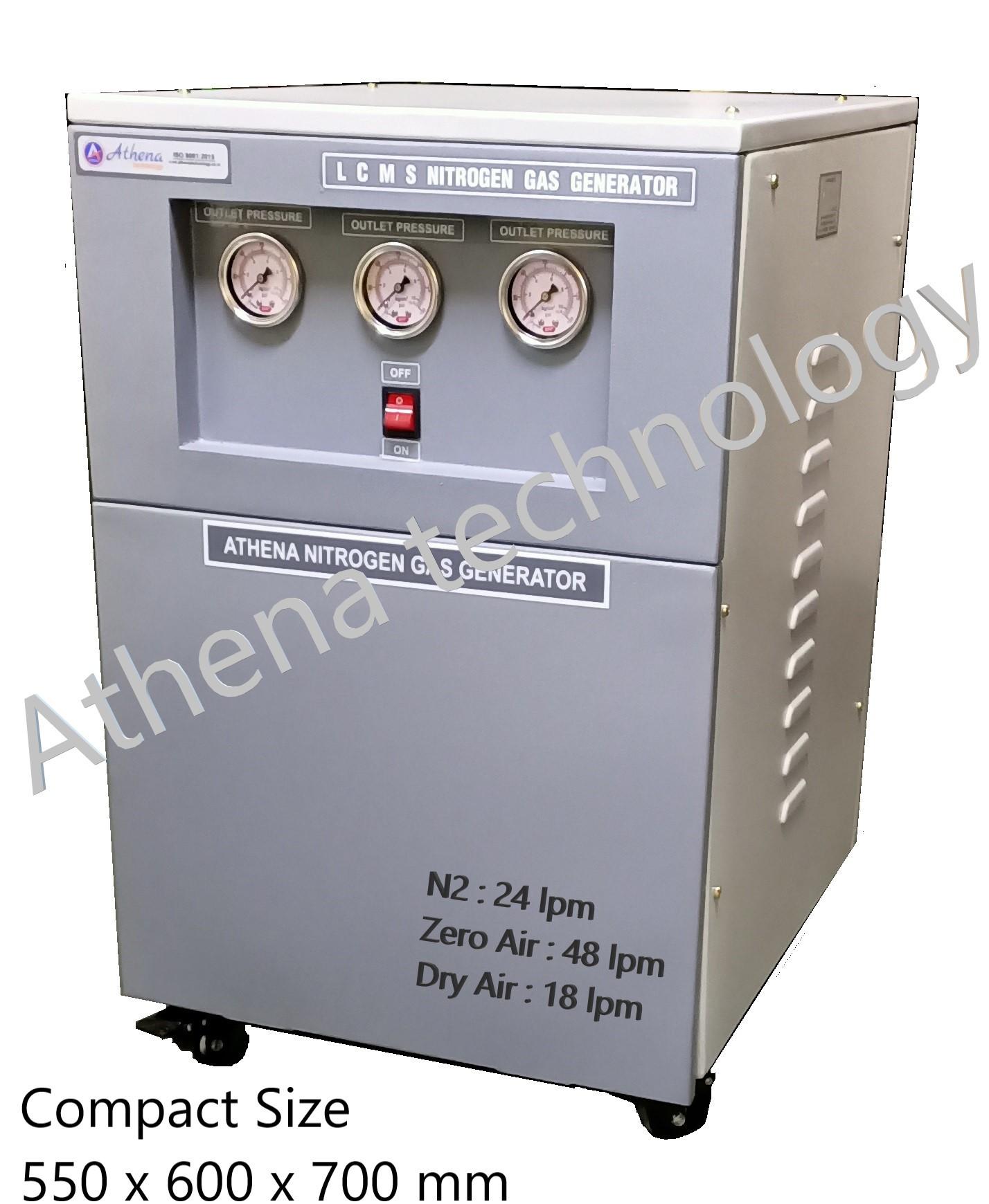 LCMS Tri Gas Generator for AB Sciex Systems