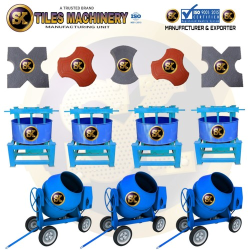 Block Machine supplier
