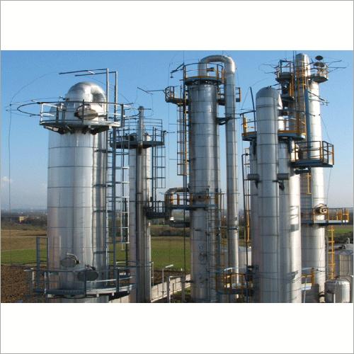 Stainless Steel Distillation Column