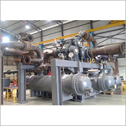 Industrial Piping Skid
