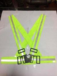 Reflective Safety Cross Belt 1404 A