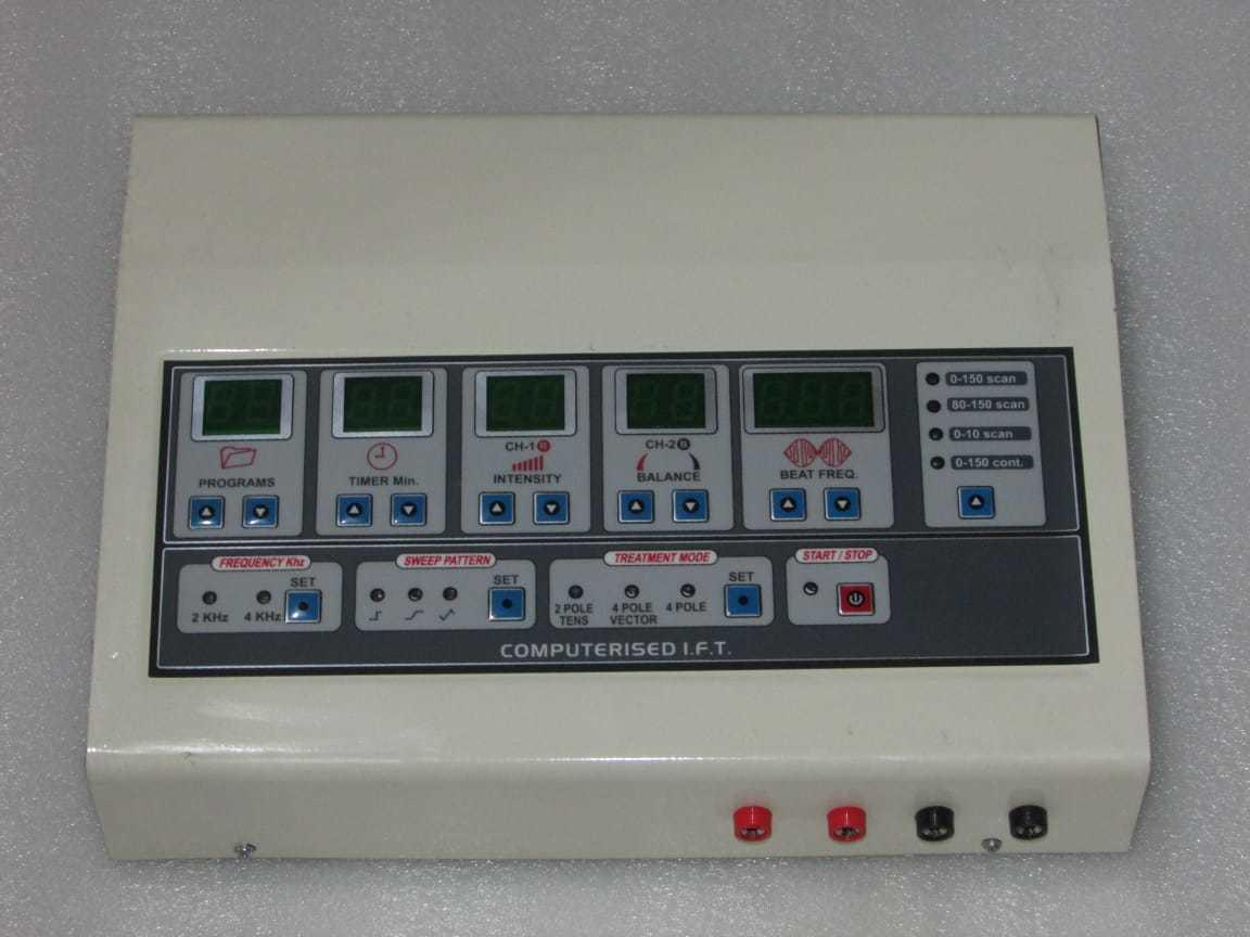 Computerised IFT 29 Prog.