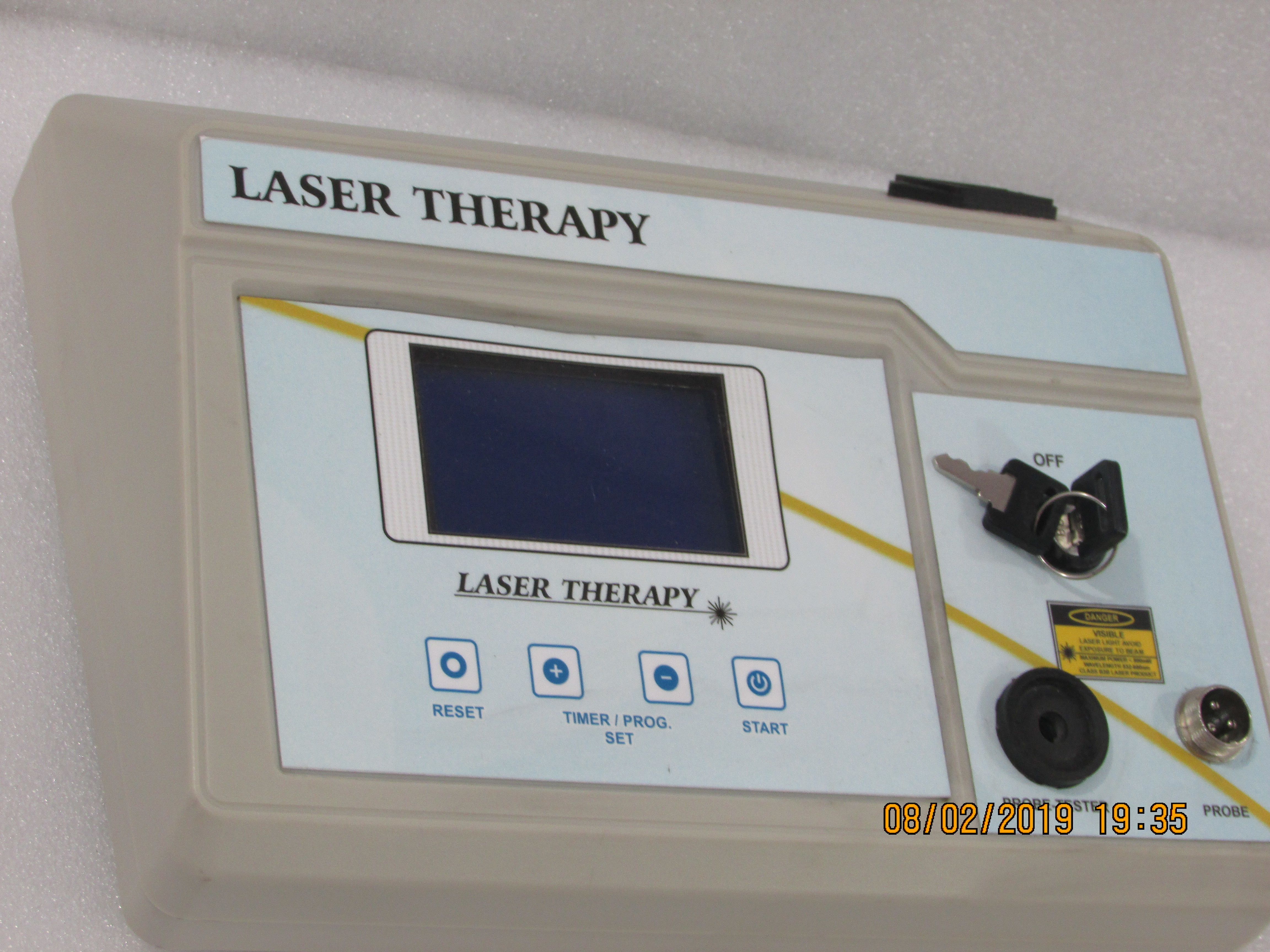 Indian Laser Therapy