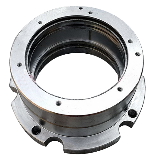 Concrete Bearing Flanges