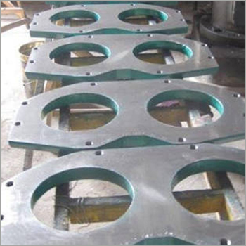 Spectacle Plate For Concrete Pump Spare