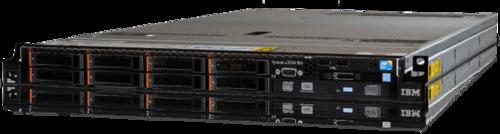 IBM System X3550 M4 Server