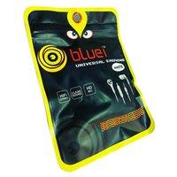 Raftaar 3.5mm jack s champ  bluei  earphone