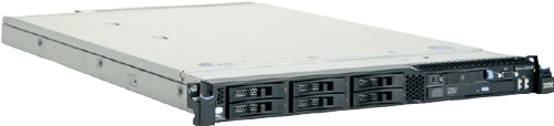 IBM System X3550 M2 Server