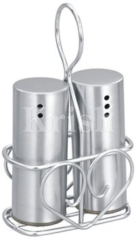Wire Stand S & P Set