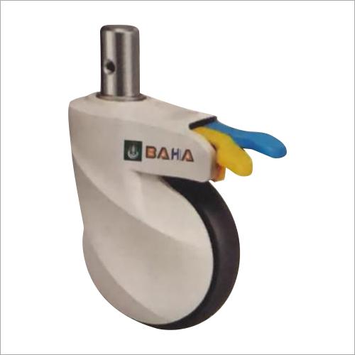 5 Inch Round Medical Castor Wheel