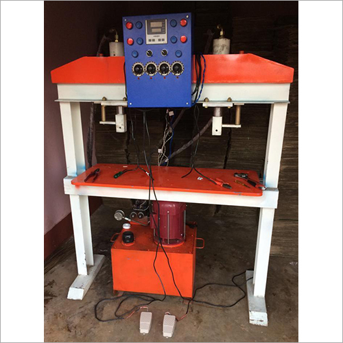 Automatic Double Die Buffet Making Machine