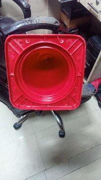 METRO TRAFFIC CONE LIGHT BASE Made up of LDPE: SC-1501