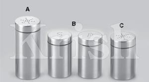 Heavy S & p with plastic screw fittings