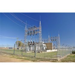 Power Grid Substation Civil Works