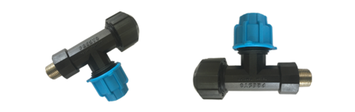 Compression Tapping Ferrule