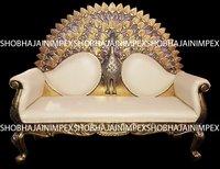 Peacock Sofa