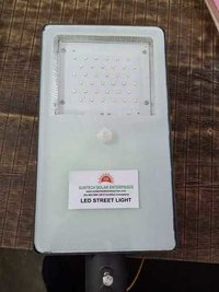 solar semi intrigrated street light 12watt with motion sensor