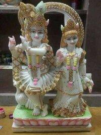 Radha Krishna Statue