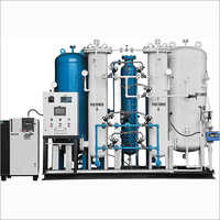 Industrial Gas Plant