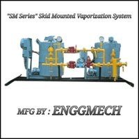 Skid Mounted Vaporization System
