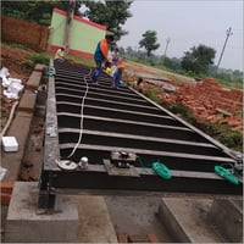 Electronic Weighbridge Installation Service