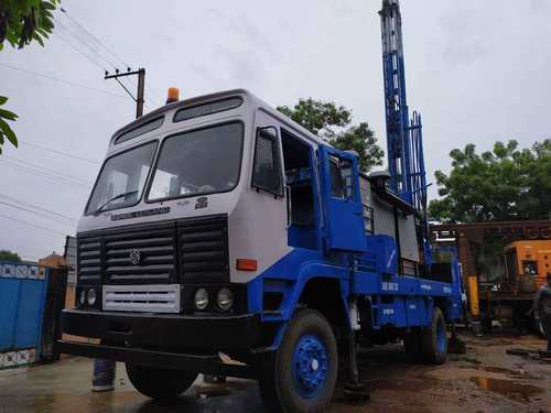 PRL Water Well Drilling Machine, Model Name/Number: PDTHR-200