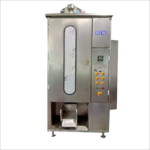 Single Head Pouch Packing Machine