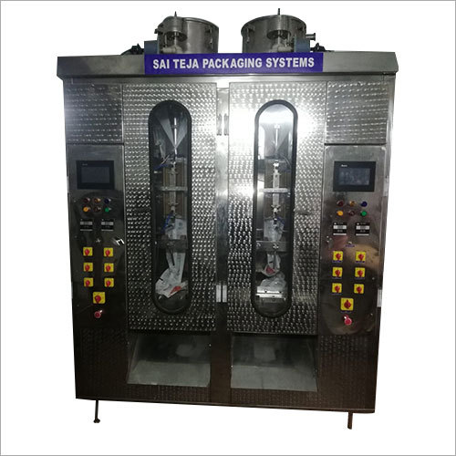 Industrial Liquid Pouch  Packaging Machine