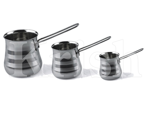 Coffee Warmer With SS Wire Handle - 3 pcs