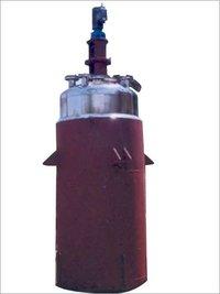 Aerofoil Agitator Tank