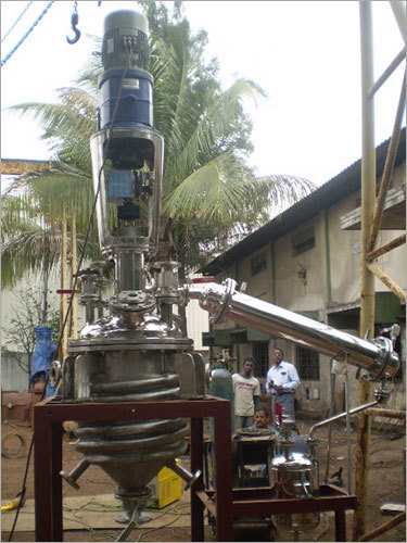 Gum Mixing Chemical Reactor