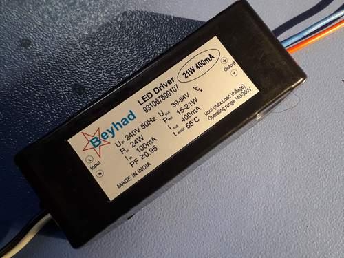 LED Driver 21W 400mA